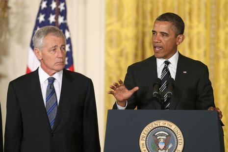 查克和奧巴馬總統