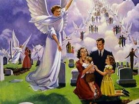 基督徒將來的復活
